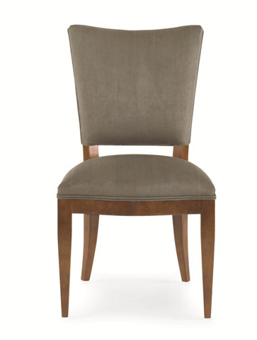 Image of Tapered Back Side Chair