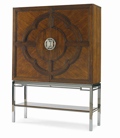 Image of Lotus Bar Cabinet