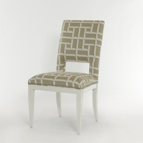 Image of Square Back Side Chair