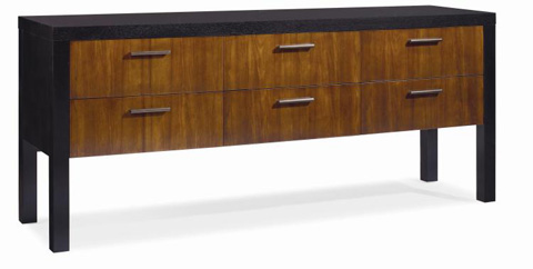 Image of Six Drawer Console