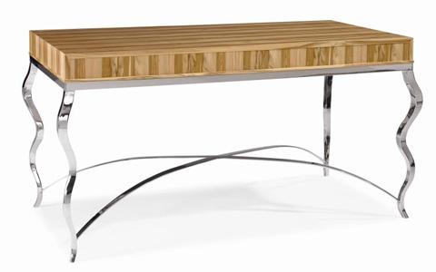 Image of Three Drawer Writing Desk