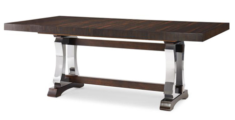 Image of Qin Rectangular Dining Table