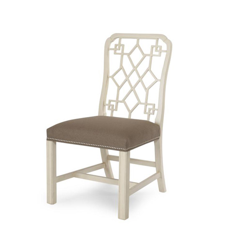 Image of Bund Lattice Back Side Chair