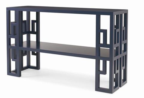 Century Furniture - Ningbo Lattice Console - 699-725