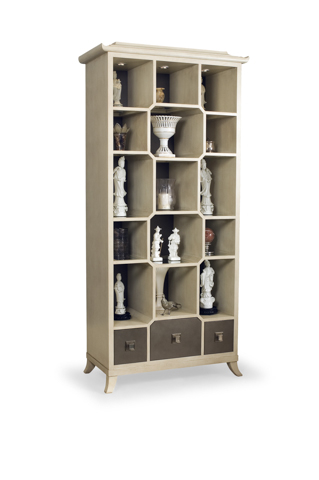 Century Furniture - Peking Open Display Cubby Cabinet - 699-771