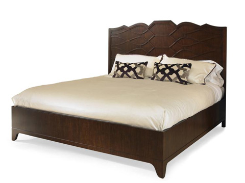 Century Furniture - Guimand King Panel Bed - 41H-136