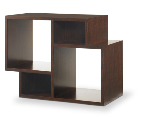 Image of Geometric Modular Bookcase