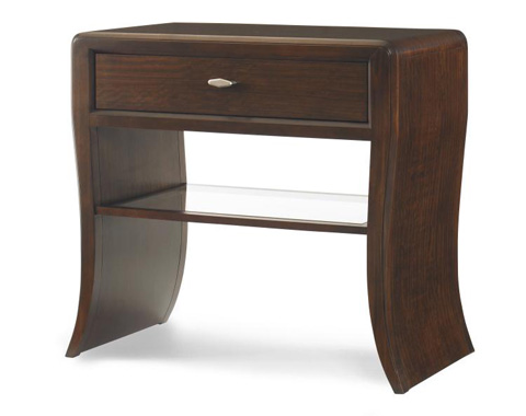 Image of Waterfall Leg Nightstand