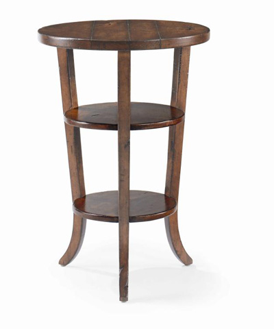 Image of Mill Room Round Accent Table