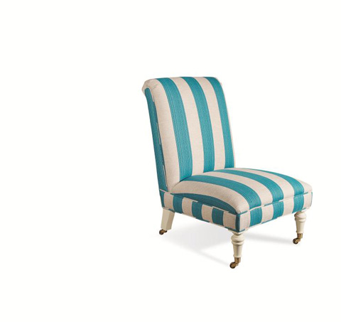 Century Furniture - Elkins Chair - 11-1007
