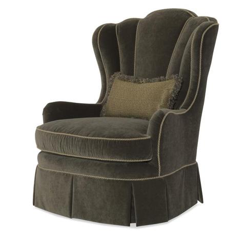 Century Furniture - San Diego Chair - 11-822