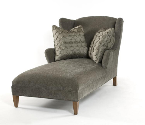 Century Furniture - Hall Chaise - 11-997