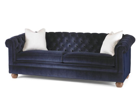 Century Furniture - Jones Long Sofa - 22-791