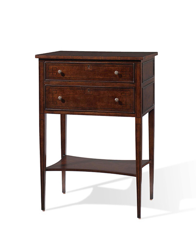 Century Furniture - Chairside Table - 30H-625