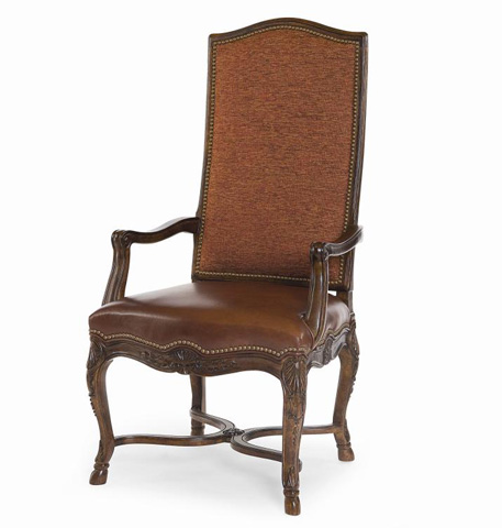 Century Furniture - Hooved French Arm Chair - 3223A