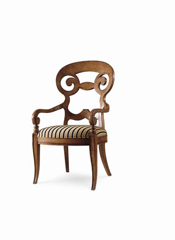 Century Furniture - Vienna Arm Chair - 3254A