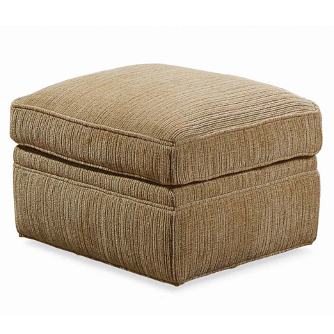 Century Furniture - Oleander Ottoman - 33-626