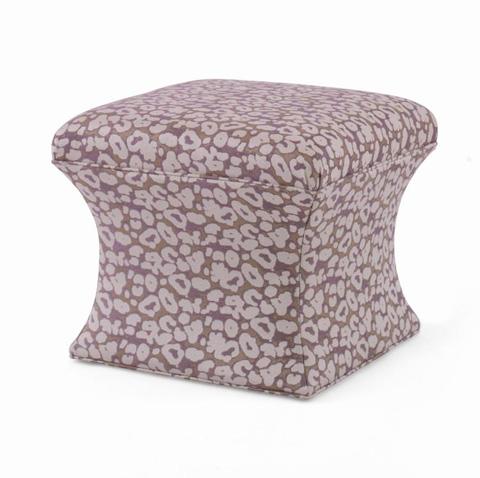 Century Furniture - Joyce Ottoman - 33-786