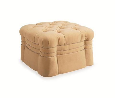 Century Furniture - Pinehill Ottoman - 33-787