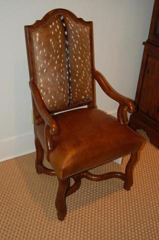 Century Furniture - Deer Creek Arm Chair - 3439A