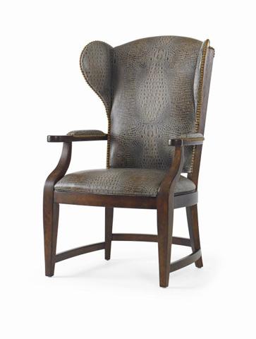 Century Furniture - Caribou Club Arm Chair - 3441A