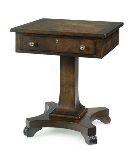 Century Furniture - Derby Lamp Table - 36H-622