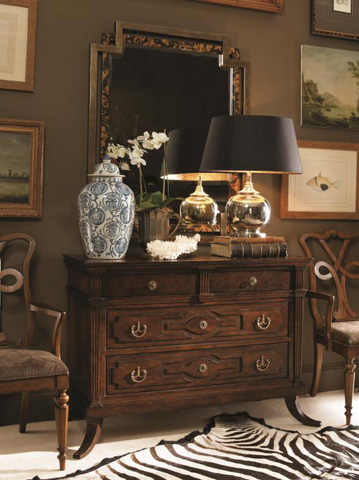 Century Furniture - Chelsea Drawer Chest - 36H-703