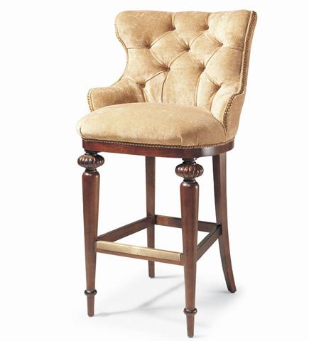 Century Furniture - Tufted Barstool - 3768B