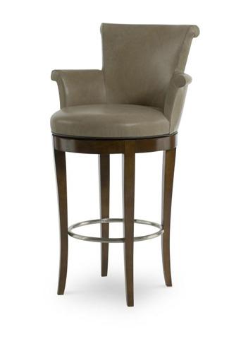 Century Furniture - Scroll Swivel Barstool - 3800B-3