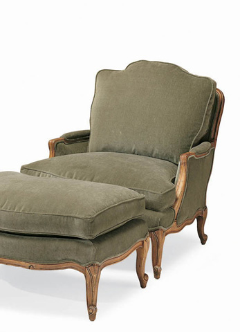 Century Furniture - Lounge Chair - 3870