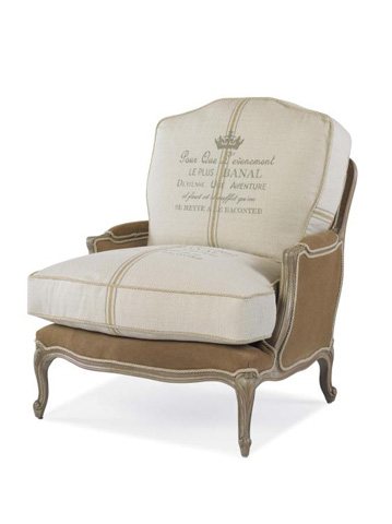 Century Furniture - Grand Bergere Chair - 3984