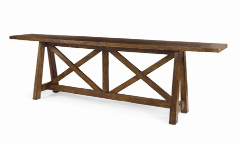 Image of Large Tierra Console Table