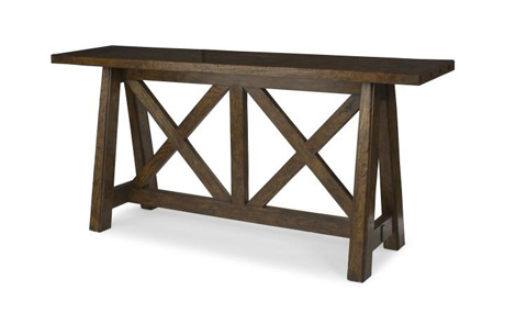 Image of Small Tierra Console Table