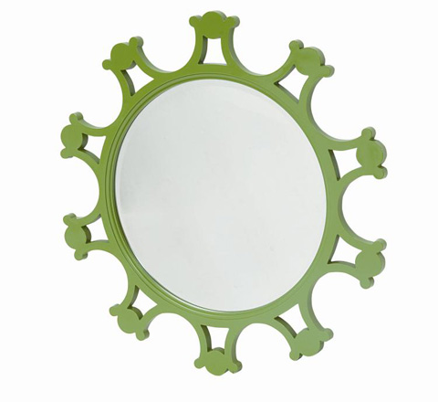 Image of Round Mirror