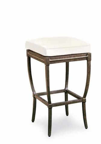 Century Furniture - Square Barstool - D12-57-1