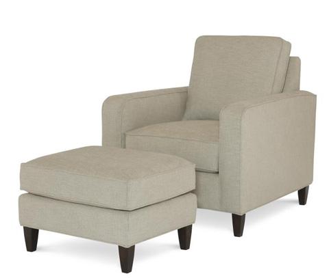 Century Furniture - Pablo Ottoman - ESN174-12