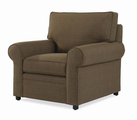 Century Furniture - Auguste Chair - ESN176-6