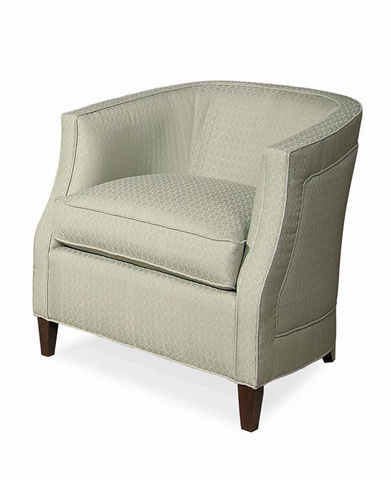 Century Furniture - Louis Chair - ESN181-6