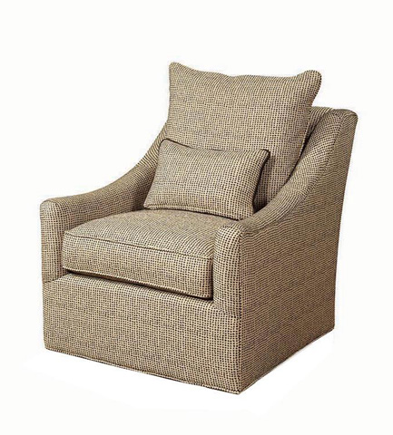 Century Furniture - Willem Swivel Chair - ESN183-8