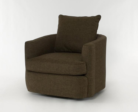 Century Furniture - Salvador Swivel Chair - ESN187-8