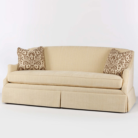 Century Furniture - Enzo Skirted Sofa - ESN191-2SK