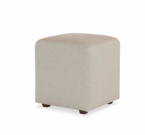 Century Furniture - Squire Ottoman - ESN201-12