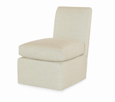 Century Furniture - Nixx Armless Chair - ESN247-11
