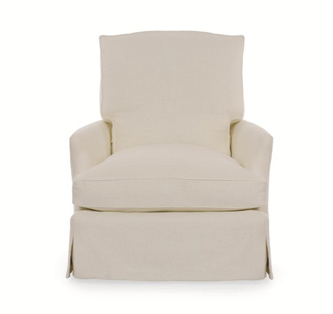 Century Furniture - Savannah Arm Chair - I2-11-1025