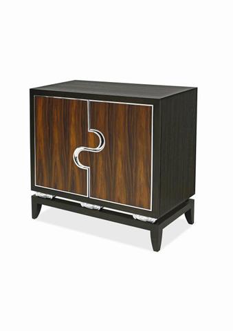 Century Furniture - Mecury Door Cabinet - LA7220