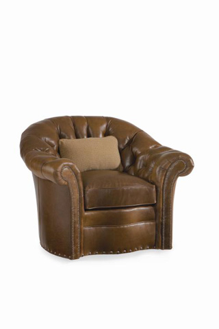 Century Furniture - Chester Swivel Chair - LR-17199