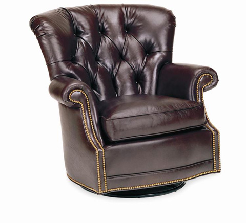 Image of Aldo Swivel Glider Chair