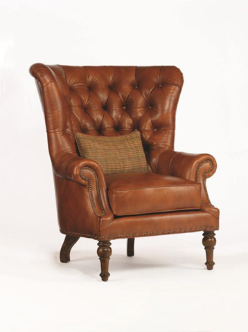 Century Furniture - Marlborough Chair - LR-18232