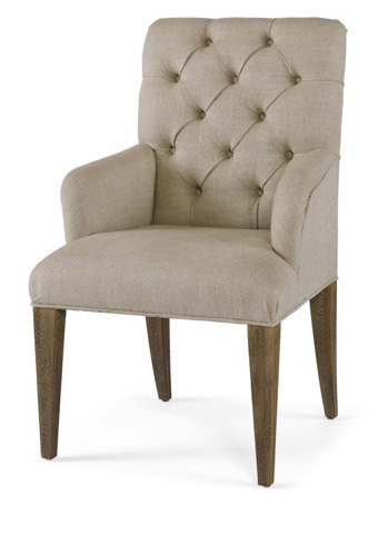 Century Furniture - Beckett Dining Arm Chair - MN2501A