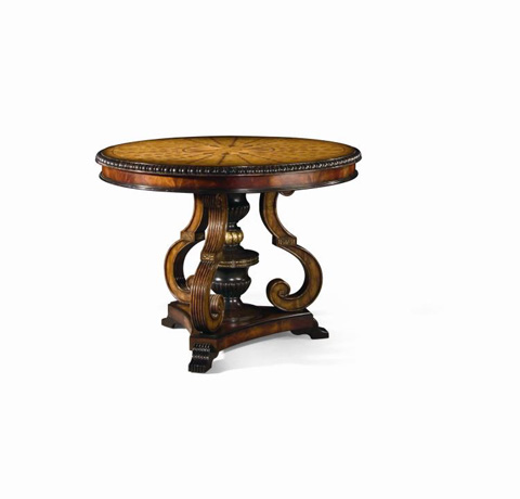 Century Furniture - Viceroy Center Table - MN5016
